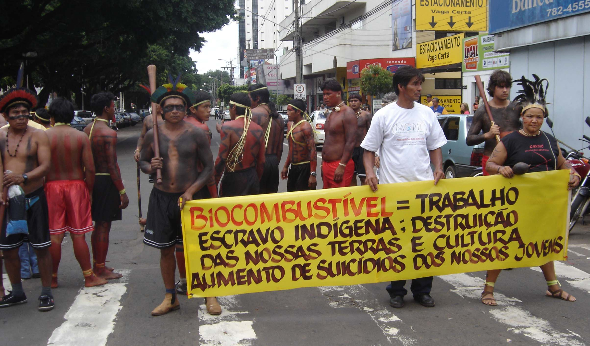Mobilization of Indigenous People of the Cerrado (MOPIC)