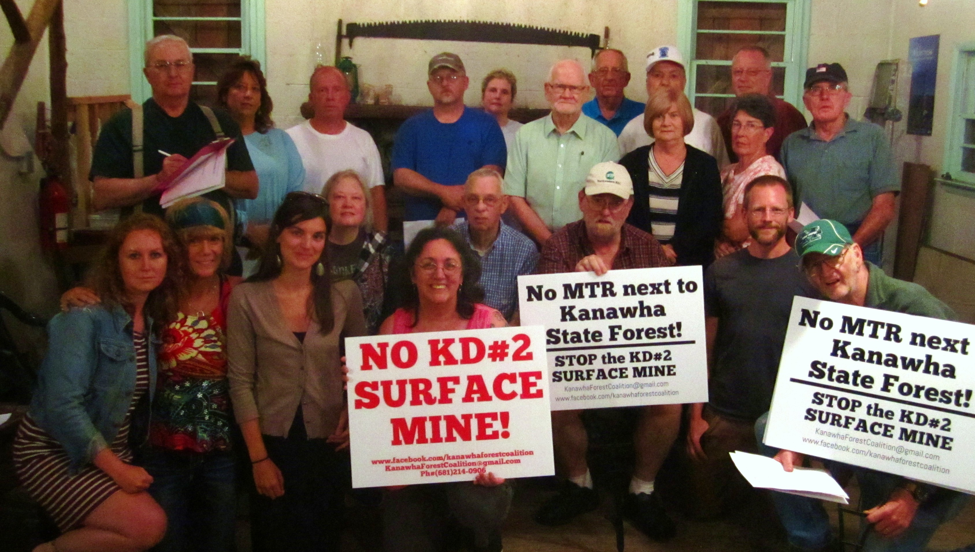 Kanawha Forest Coalition