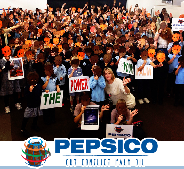 Write a Letter to PepsiCo Today!