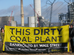 This dirty coal plant bankrolled by Wall Street