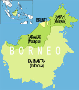 The 9th Annual RSPO Meeting is in Sabah (Malaysian Borneo)