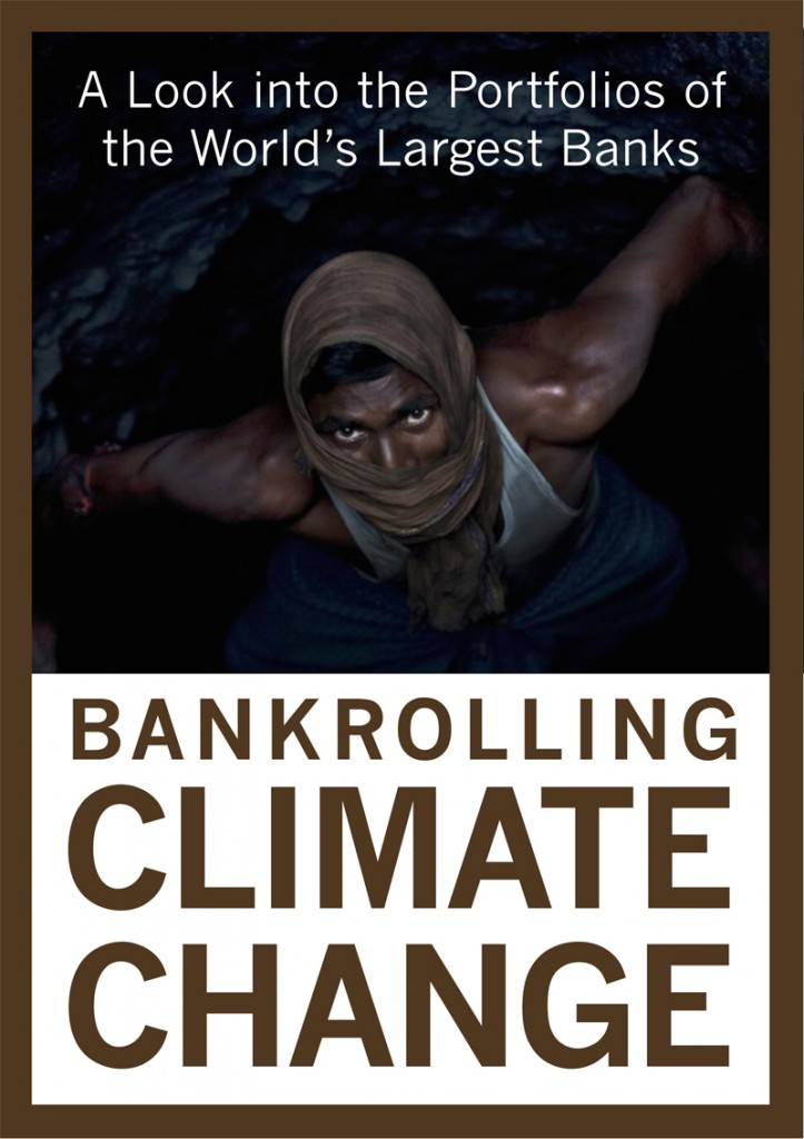Bankrolling Climate Change cover