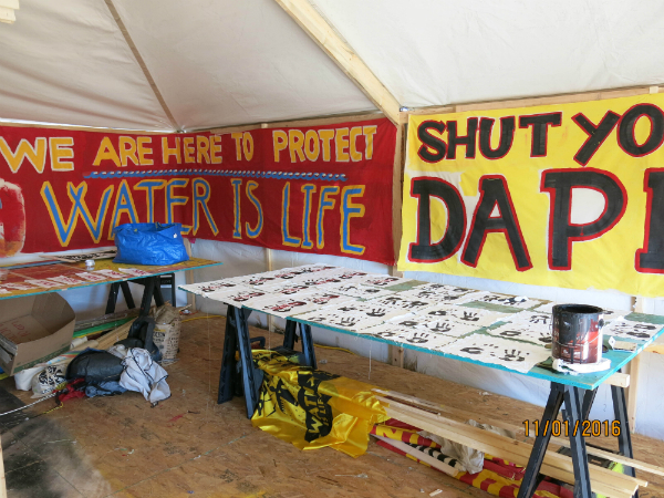 How you can get involved in Standing Rock