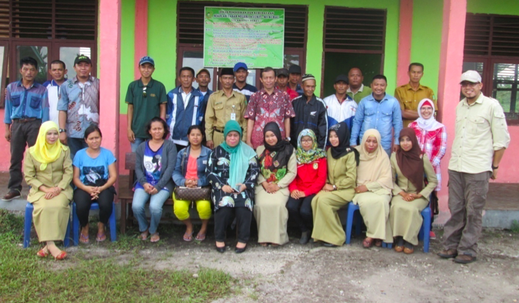 Riau Network of Peatland Communities