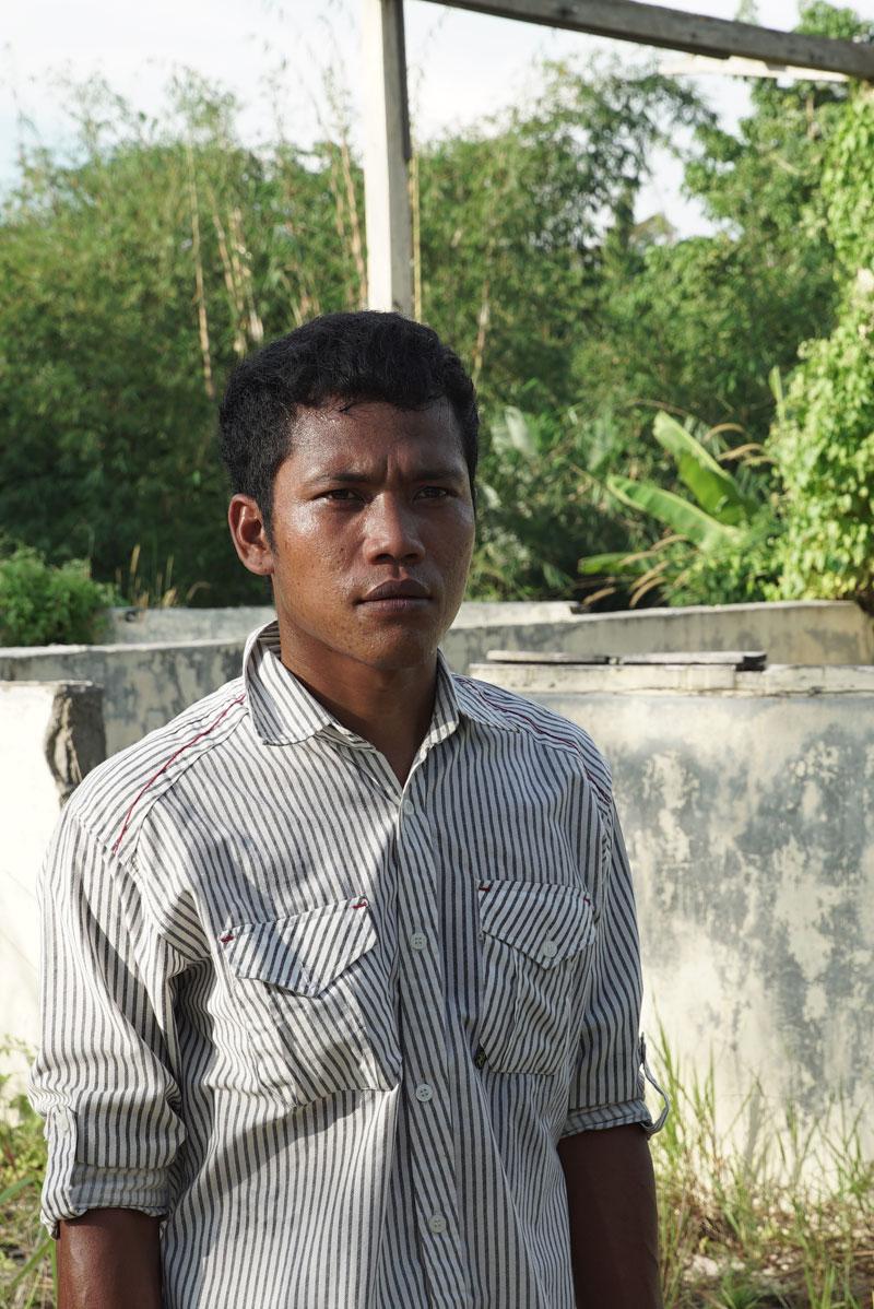 Zulkarnain, Indra Pelani's best friend