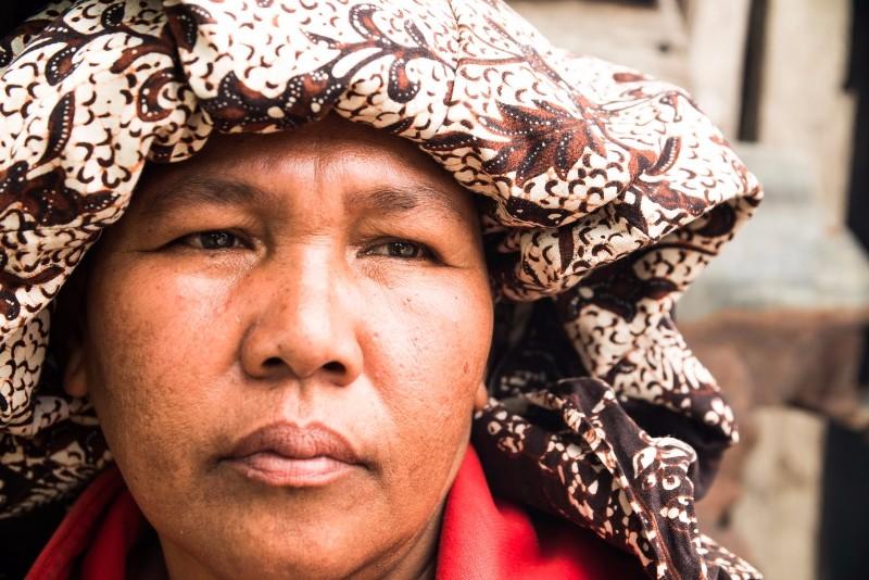 Rentina Nababan, Aek Lung, North Sumatra, Indonesia