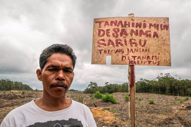 Jimmy Simanjuntak, Nagasaribu, North Sumatra, Indonesia