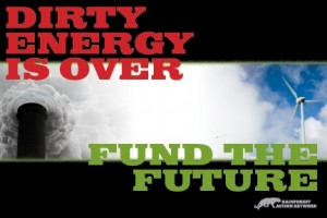 Dirty Energy is Over
