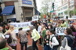 PNC bank: Coal is over!