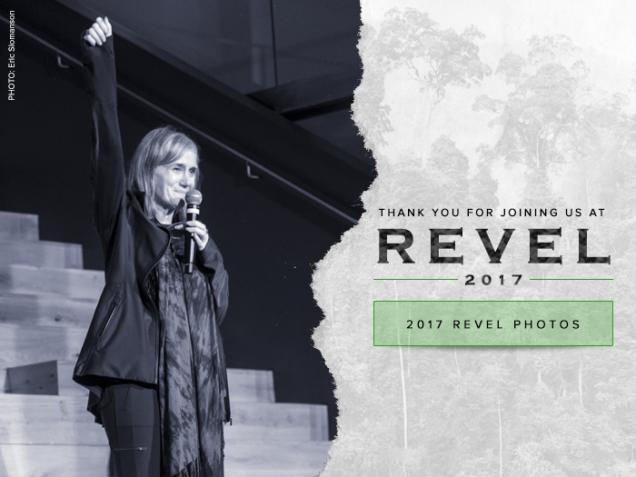 Thank you for joining us for REVEL 2017 - Click to see Photos of the Event
