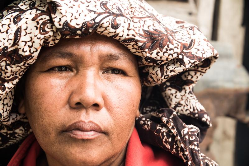 Rentina Boru Nababan, Desa Aek Lung, Sumatera Utara, Indonesia