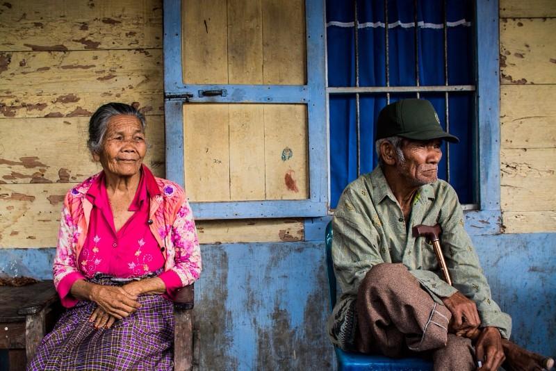 Pungka Simamora, Desa Aek Lung, Sumatera Utara, Indonesia