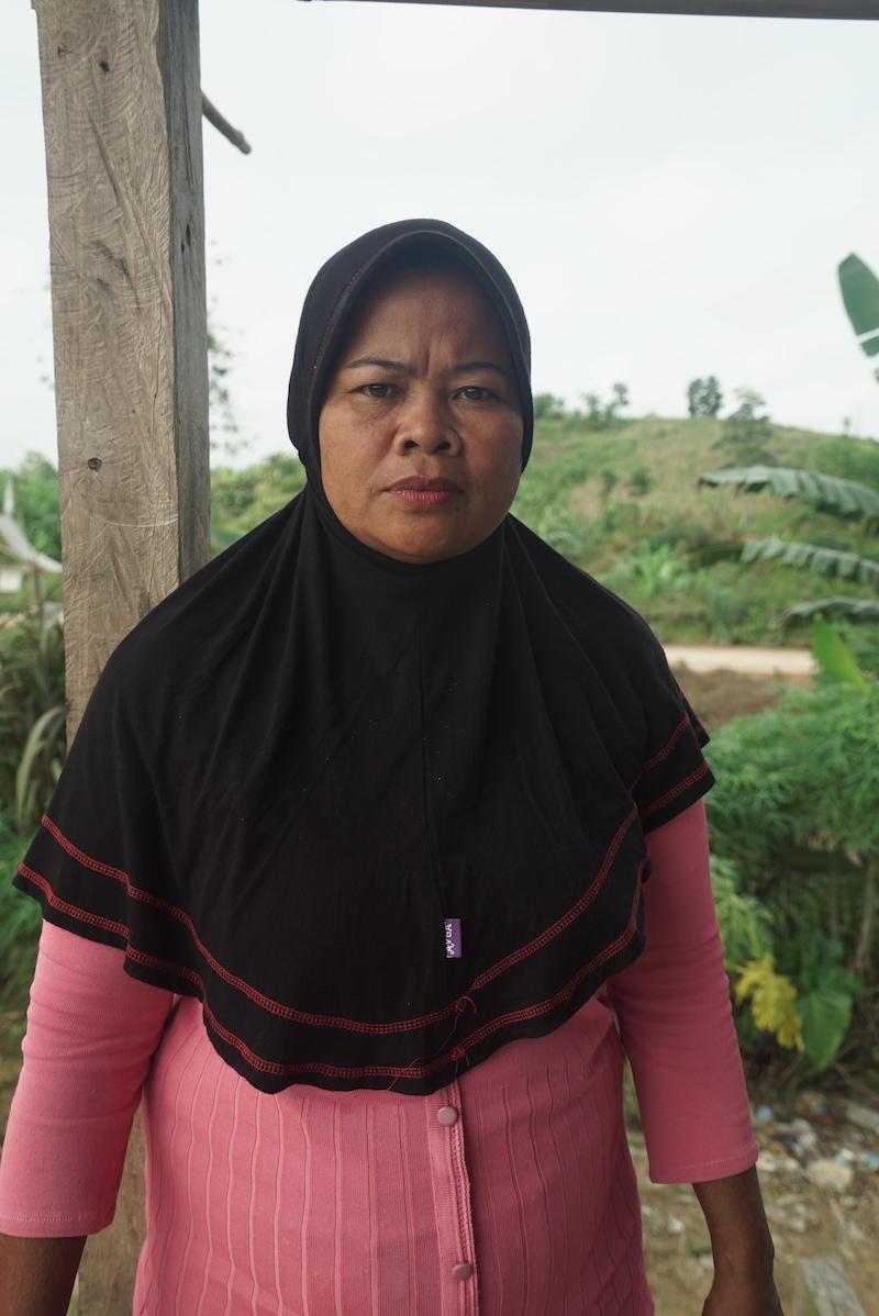 Maymunah, Lubuk Mandarsah, Provinsi Jambi, Indonesia
