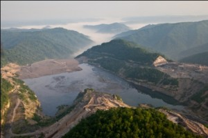 Mountaintop Removal Damage