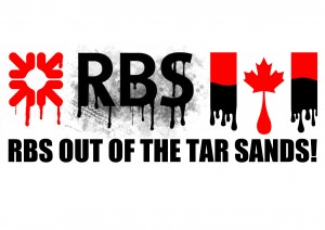 RBS out of the tar sands!
