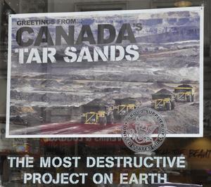Canada's tar sands