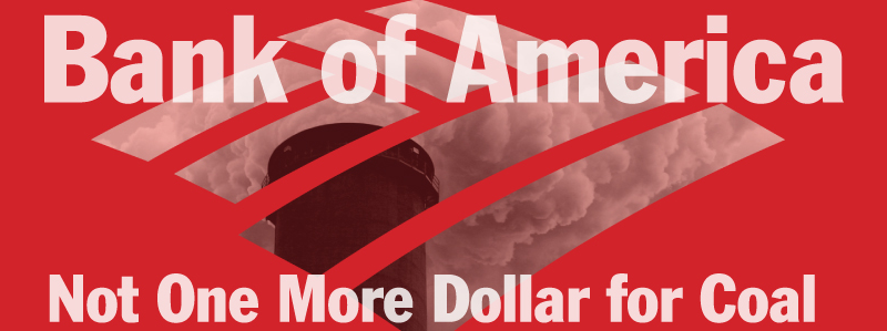 Bank of America: Not One More Dollar