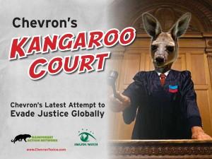 Chevron's Kangaroo Court