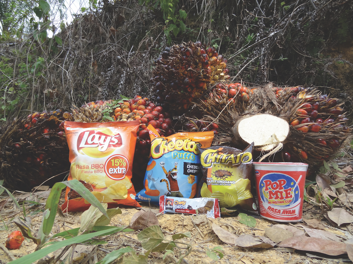 Open Letter to PepsiCo: Address The Real Costs Of Conflict Palm Oil