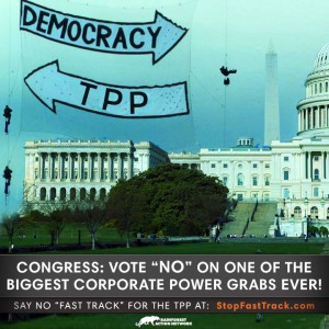 Democracy TPP FB graphic