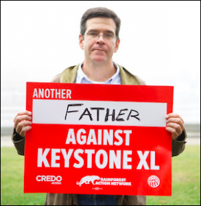 Another Father Against Keystone XL