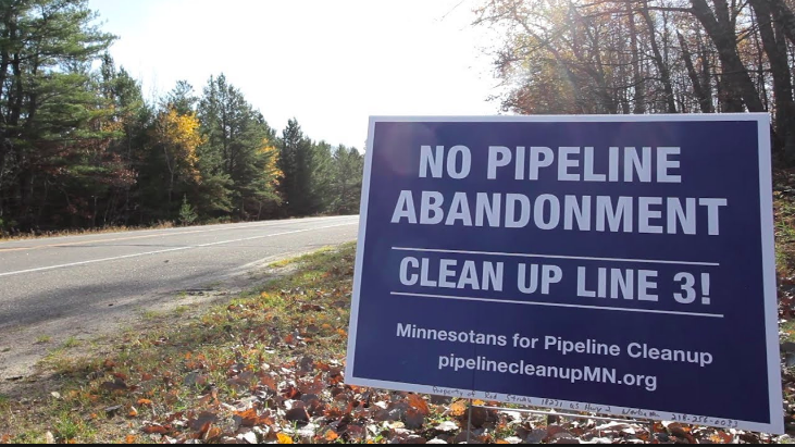 Minnesotans for Pipeline Cleanup