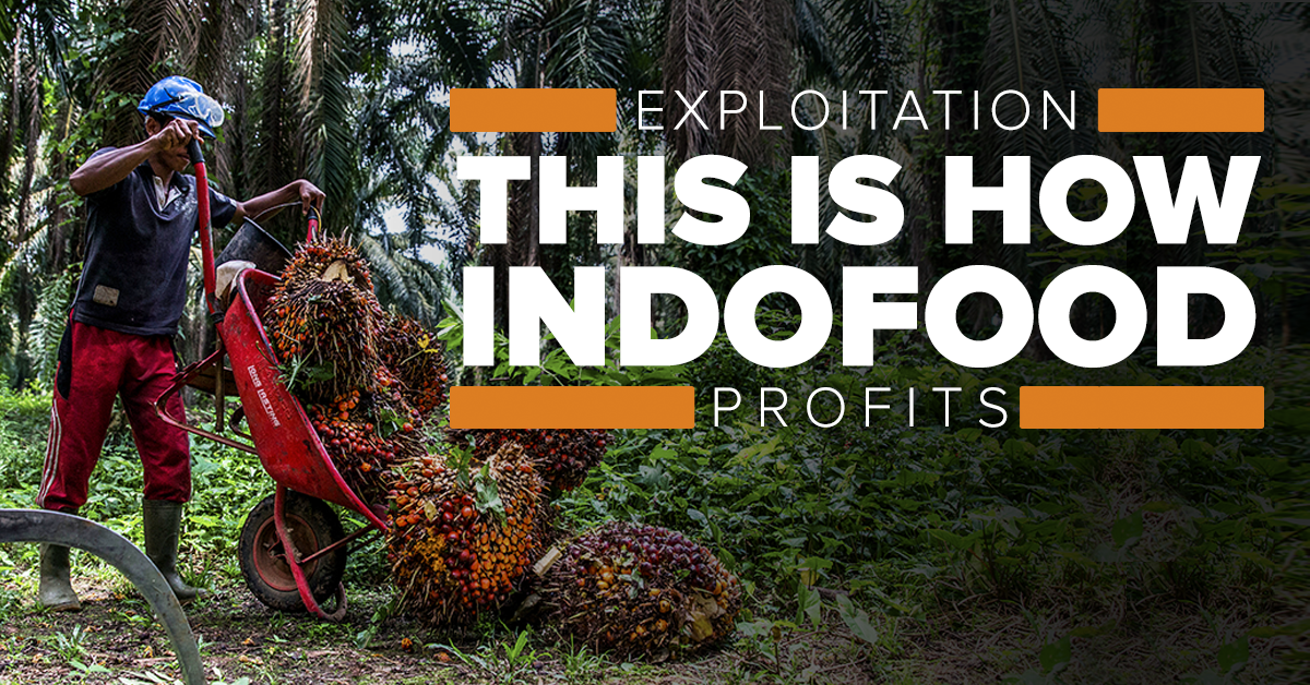 ran.org - Indofood Isn't Sustainable Palm Oil!