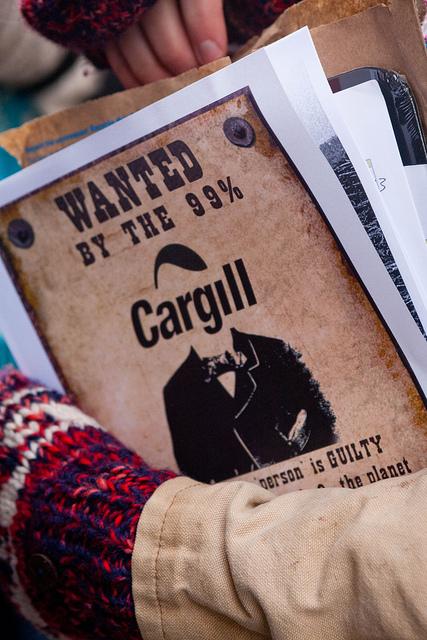 Wanted: Cargill