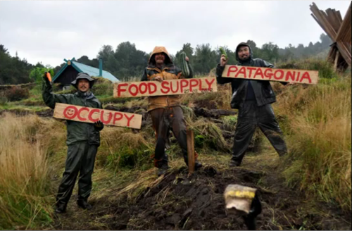 Occupy Our Food Supply: Patagonia, Chile