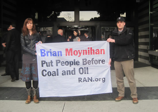 Brian Moynihan: Put People Before Coal and Oil