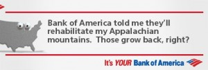 Your BoA ad - Appalachia