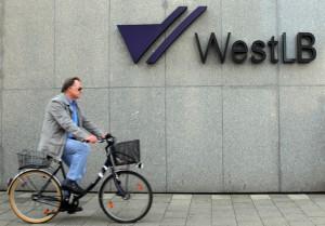 WestLB logo