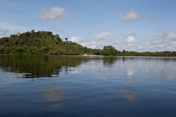 Site of Belo Monte Dam