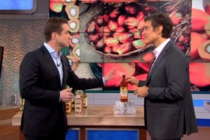 'Health Expert' Bryce Wylde Introducing Dr. Oz to Miracles of Palm Oil