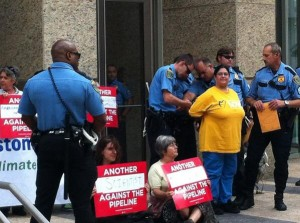 HTX KXL arrests