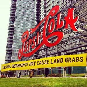 PepsiCo Land Grabs