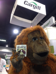 Conflict Palm Oil giant Cargill at the Natural Food Expo