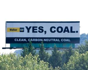 Clean, carbon neutral coal?