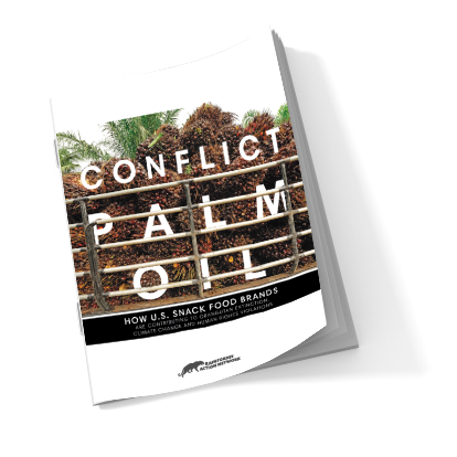 Conflict Palm Oil Fact Sheet