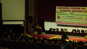 Ghana's National Climate Change Forum