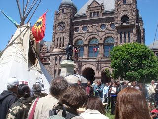 Gathering of Mother Earth Protectores - Toronto