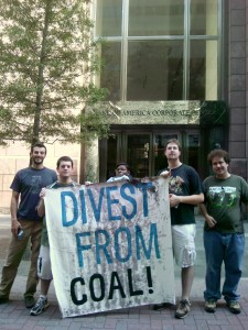 BoA Divest from Coal