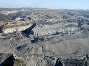 Mountaintop Removal Coal Mining in West Virginia