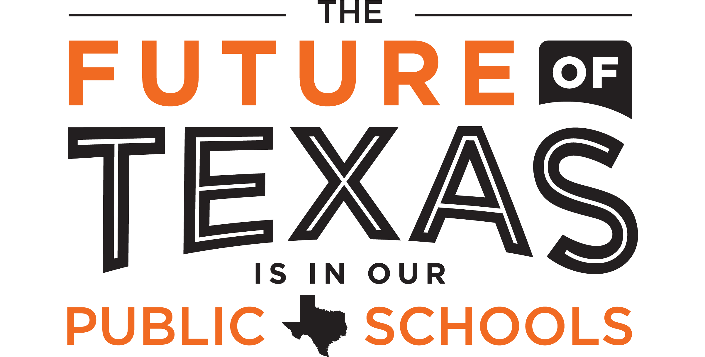 Raise Your Hand Texas slogan