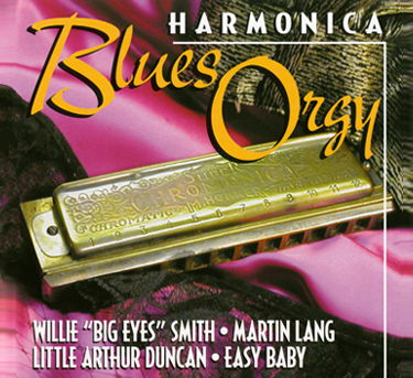 HARMONICA BLUES ORGY