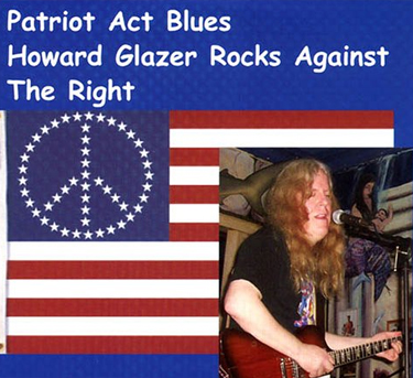 Patriot Act Blues