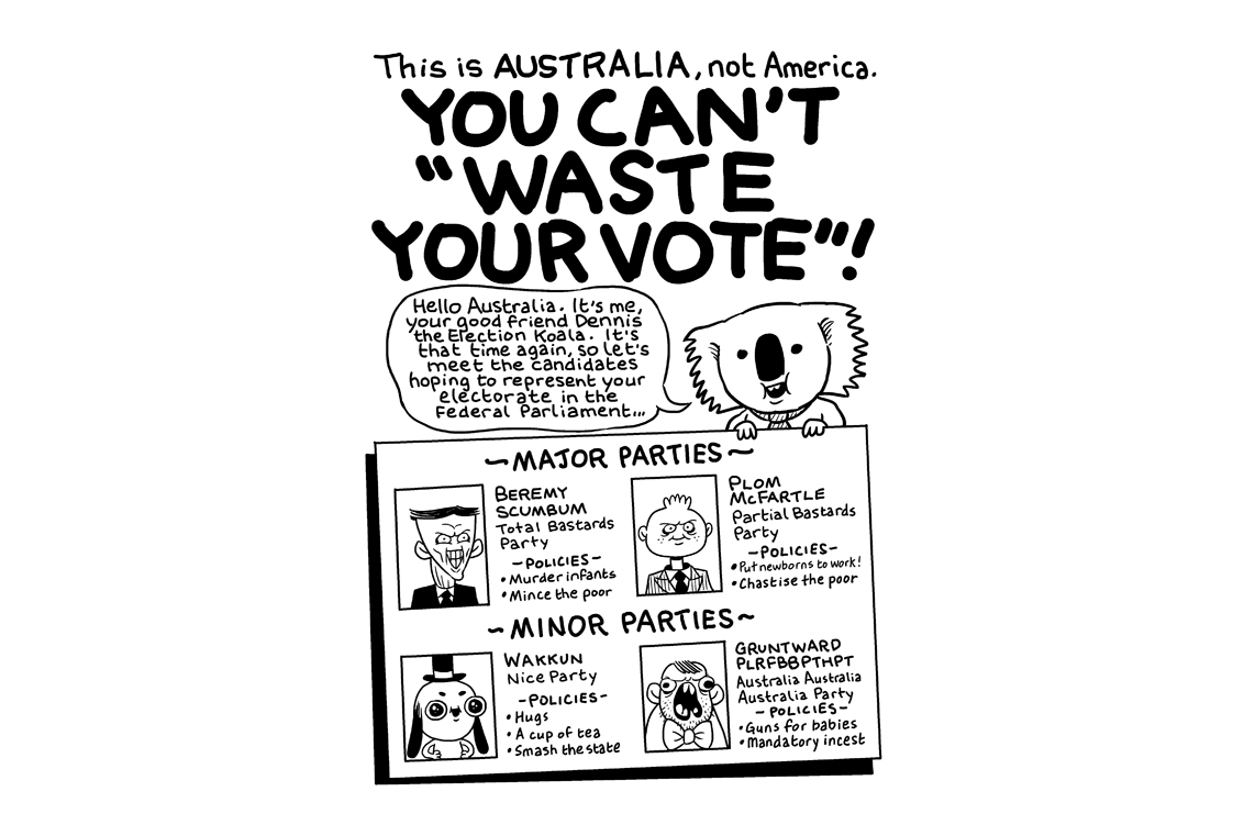 What Can We Learn From 100 Years of 'Ranked Choice Voting' in Australia?