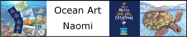 Ocean Art Naomi