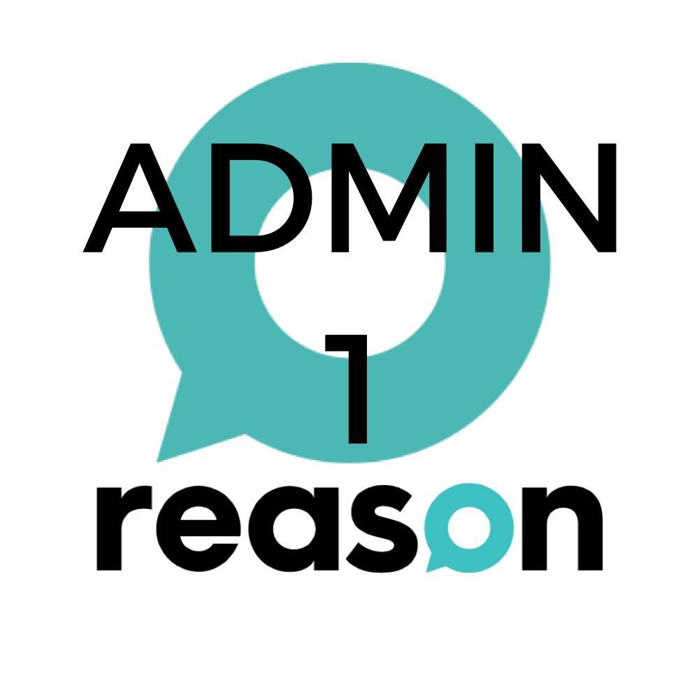Bill R Reason Admin 1