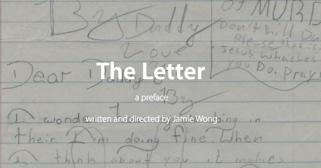 The Letter VR